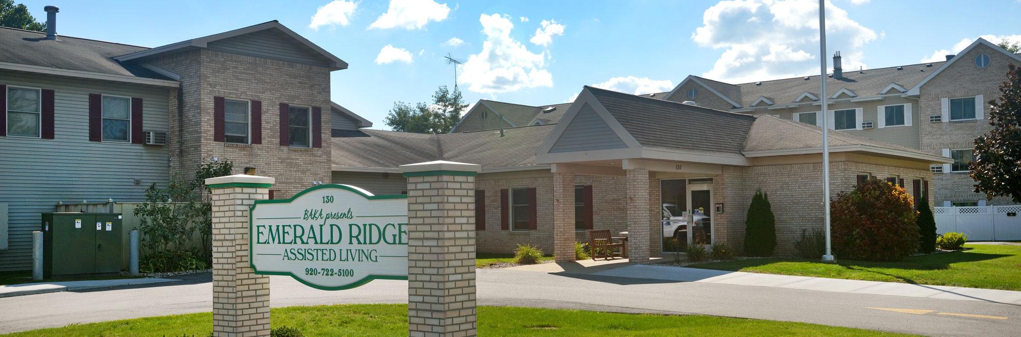 Emerald Ridge Assisted Living
