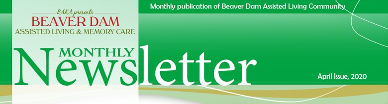 BD April newsletter